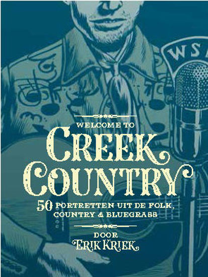 Afbeelding van Welcome to creek country - Welcome to creek country (+cd) (CONCERTO BOOKS, harde kaft)