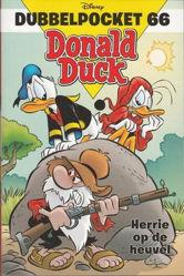 Afbeeldingen van Donald duck dubbelpocket #66 - Dubbelpocket