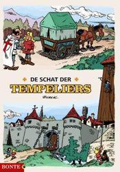 Afbeeldingen van Berck klassiekers #9 - De schat der tempeliers