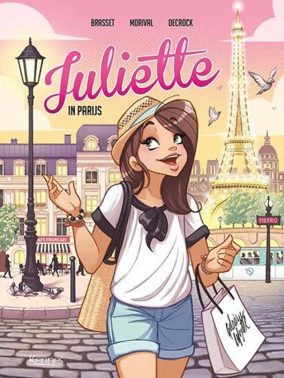Afbeelding van Juliette #2 - In parijs (KENNES EDITIONS, harde kaft)