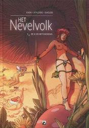 Afbeeldingen van Nevelvolk #1 - Ze is zo betoverend (DARK DRAGON BOOKS, harde kaft)