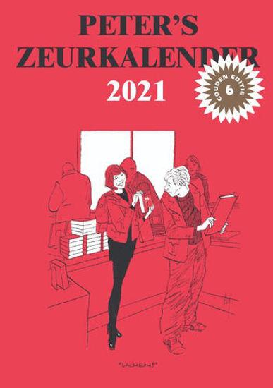 Afbeelding van Van straaten peter - Peters zeurkalender 2021 (HARMONIE)