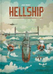 Afbeeldingen van Hellship - Hellship (GORILLA, harde kaft)
