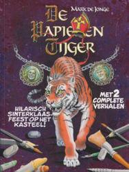 Afbeeldingen van Papieren tijger - Hilarisch sinterklaasfeest