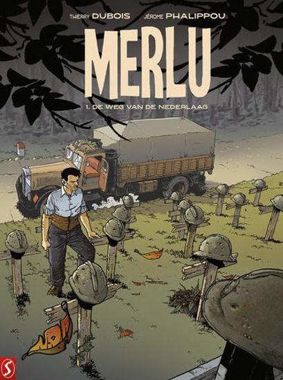 Afbeelding van Merlu #1 - Weg van de nederlaag (SILVESTER, harde kaft)
