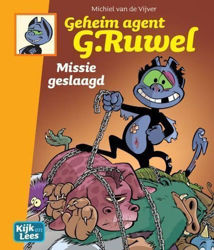 Afbeeldingen van Geheim agent g.ruwel #3 - Missie geslaagd
