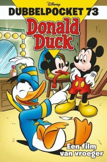 Afbeelding van Donald duck dubbelpocket #73 - Film van vroeger (SANOMA, zachte kaft)