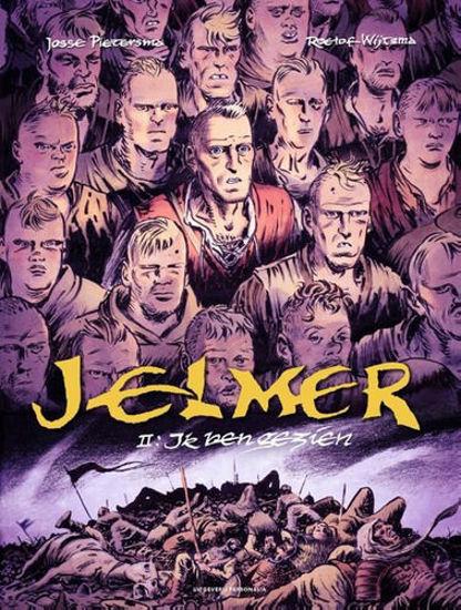Afbeelding van Jelmer #2 - Ik ben gezien (PERSONALIA, zachte kaft)