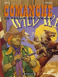 Afbeeldingen van Comanche #13 - Kermis der wraak