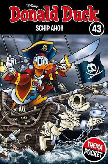 Afbeelding van Donald duck thema pocket #43 - Ship ahoi (SANOMA, zachte kaft)