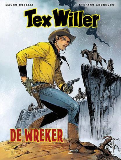 Afbeelding van Tex willer #5 - Wreker (HUM, zachte kaft)