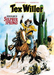 Afbeeldingen van Tex willer #9 - Hinderlaag in sulphur springs (HUM, zachte kaft)