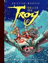 Afbeeldingen van Trollen van troy #19 - Geen kerst voor vadertje grommel (LUITINGH, zachte kaft)