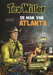Afbeeldingen van Tex willer #7 - Man van atlanta (HUM, zachte kaft)