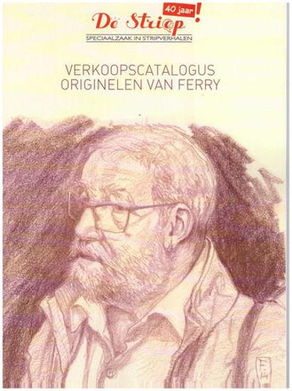 Afbeelding van Verkoopscatalogus - Verkoopscatalogus ferry - actie 40 jaar de striep !! (DE STRIEP, zachte kaft)