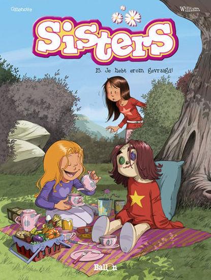 Afbeelding van Sisters #15 - Je hebt erom gevraagd (BALLON, zachte kaft)