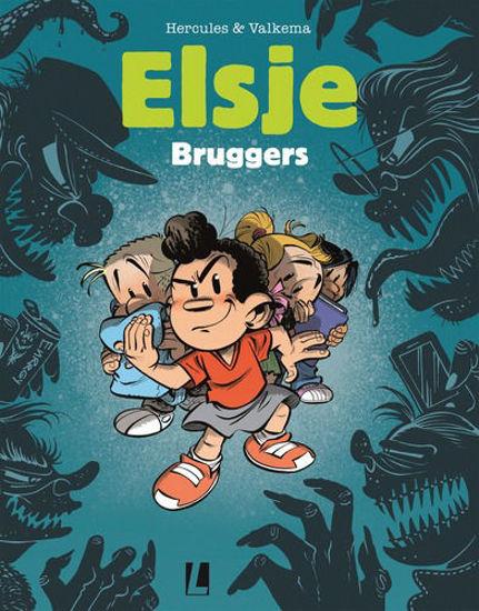 Afbeelding van Elsje #10 - Bruggers (UITGEVERIJ L, zachte kaft)