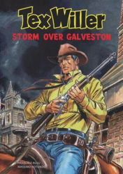 Afbeeldingen van Tex willer #8 - Storm over galveston (HUM, zachte kaft)
