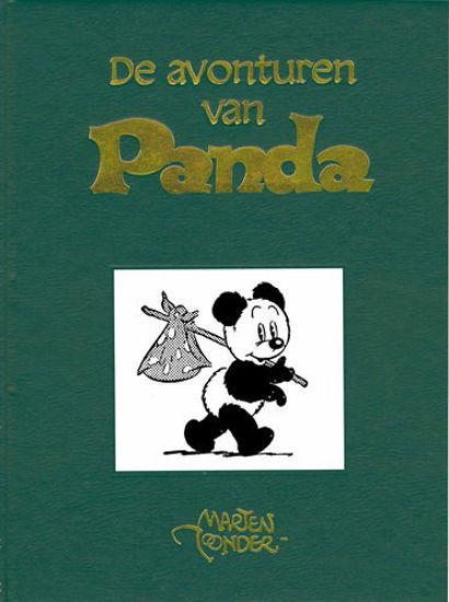Afbeelding van Avonturen van panda #28 (CLICHE, harde kaft)