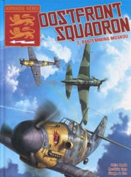 Afbeeldingen van Oostfront squadron pakket hc 1 - 3 (DARK DRAGON BOOKS, harde kaft)