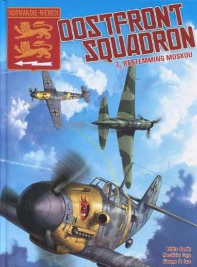 Afbeelding van Oostfront squadron pakket hc 1 - 3 (DARK DRAGON BOOKS, harde kaft)