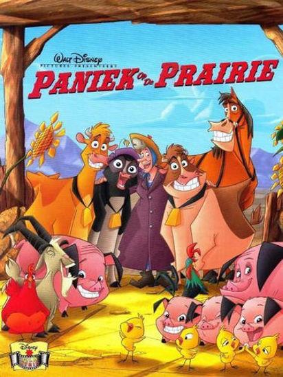 Afbeelding van Disney filmstrips - Paniek op de prairie (SANOMA, zachte kaft)