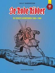 Afbeeldingen van Rode ridder #5 - Eerste avonturen 1965-1966