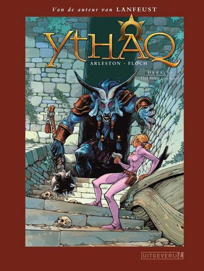 Afbeelding van Ythaq #16 - Het beleg van kluit (LUITINGH, harde kaft)