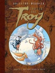 Afbeeldingen van Trollen van troy #24 - Een rots boven je hoofd (UITGEVERIJ L, harde kaft)