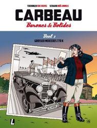 Afbeeldingen van Carbeau #3 - Grosser mercedes 770k (LUITINGH, zachte kaft)