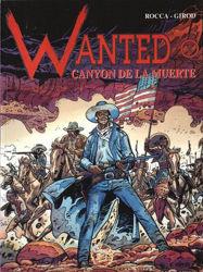 Afbeeldingen van Wanted #2 - Canyon muerte