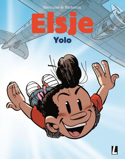 Afbeelding van Elsje #9 - Yolo (UITGEVERIJ L, zachte kaft)