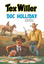 Afbeeldingen van Tex willer #13 - Doc holliday (HUM, zachte kaft)