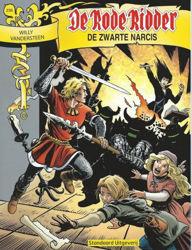Afbeeldingen van Rode ridder #236 - Zwarte narcis (STANDAARD, zachte kaft)