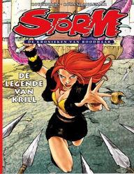Afbeeldingen van Storm kronieken van roodhaar #1 - Legende van krill