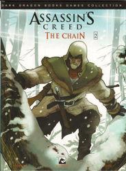 Afbeeldingen van Assassins creed col. pack the chain/fall (DARK DRAGON BOOKS, harde kaft)