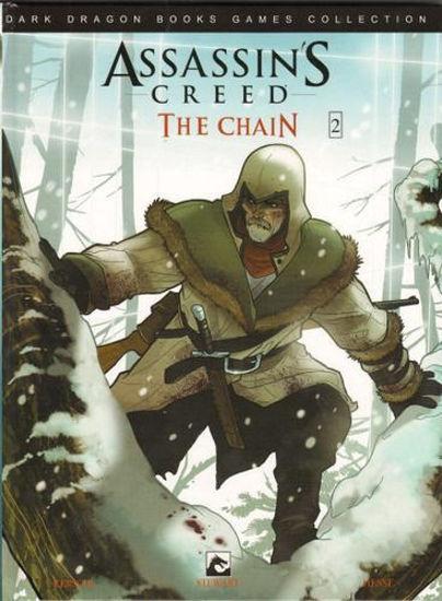 Afbeelding van Assassins creed col. pack the chain/fall (DARK DRAGON BOOKS, harde kaft)