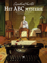 Afbeeldingen van Agatha christie #6 - Abc mysterie - hercule poirot (DARK DRAGON BOOKS, harde kaft)