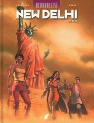 Afbeeldingen van Uchronies new delhi pakket 1-3