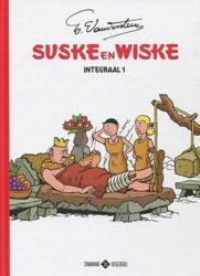 Afbeeldingen van Suske wiske classics #1 - Suske en wiske integraal 001 (STANDAARD, harde kaft)