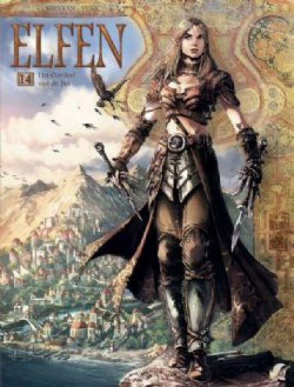 Afbeelding van Elfen #14 - Oordeel van put (DAEDALUS, harde kaft)