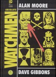Afbeeldingen van Watchmen - Absolute watchmen