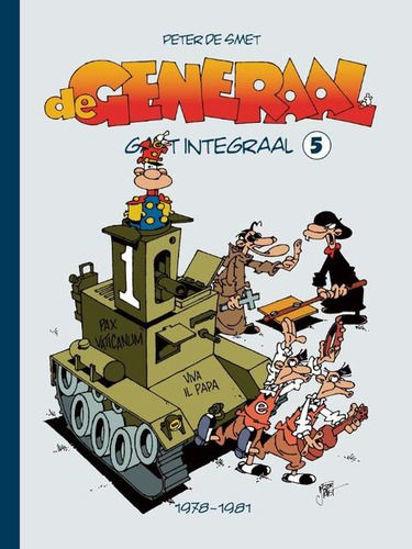 Afbeelding van Generaal #5 - Gaat integraal 1979-1983 (PERSONALIA, harde kaft)
