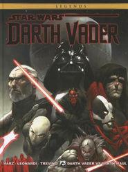 Afbeeldingen van Star wars legends - Darth vader vs darth maul