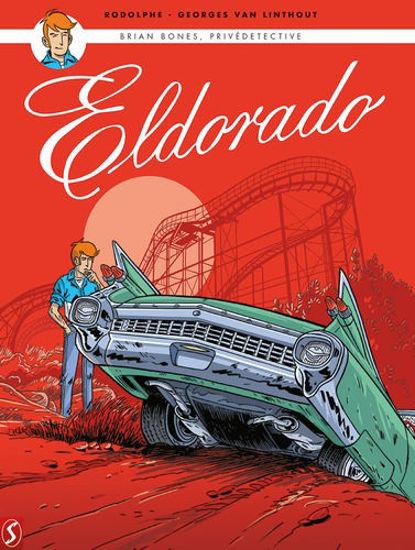 Afbeelding van Brian bones privedetective #2 - Eldorado (SILVESTER, harde kaft)