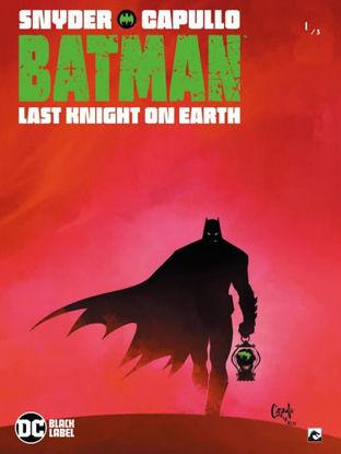 Afbeeldingen van Batman last knight on earth #1 - Last knight on earth 1/3