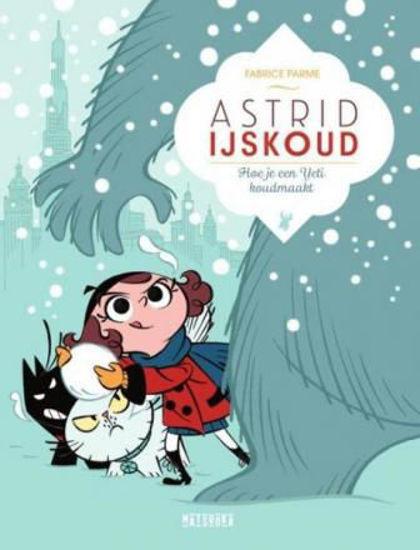 Afbeelding van Astrid ijskoud #5 - Hoe je een yeti koudmaakt (MATSUOKA, harde kaft)