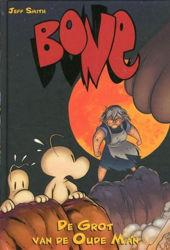 Afbeeldingen van Bone #6 - Grot van de oude man (SILVESTER, harde kaft)