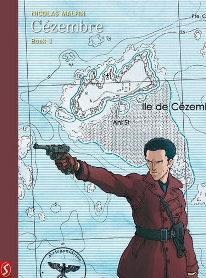 Afbeelding van Cezembre #1 - Cezembre 1 collectors edition (SILVESTER, harde kaft)