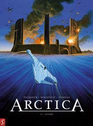 Afbeeldingen van Arctica #11 - Invasie (SILVESTER, harde kaft)